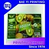 CMYK Printing Cold Resistant Label Sticker for Fruit Drink