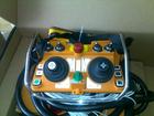 Joystick controle remoto para guindaste / F24-60 guindaste controlador