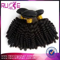 3Pcs/lot 12inch same Length remy virgin hair weaving nubian twist Afro Kinky Curly Brazilian hair free shipping