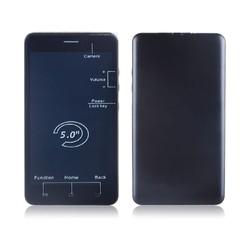 OEM/ODM 5'' HD OGS screen dual sim no camera mobile phone dk35