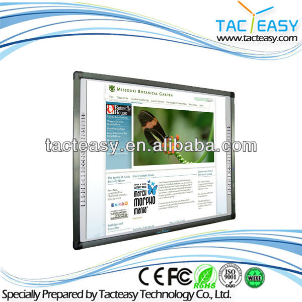 2015 HOT Touch whiteboard for sale and cheap interactive smart board