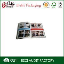 Cheap Custom advertising brochures samples