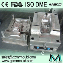custom high quality plastic bakery tray mould