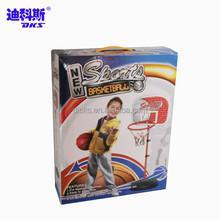 Mini Adjustable Children Basketball Pole