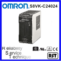 S8VK-C24024 Switch Mode Japan Omron 240W 24V 10A Single Phase Power Supply