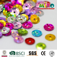 MTLP-BS041 10mm round metallic sequins