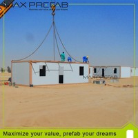 Sale environmental modular kit house prefab container