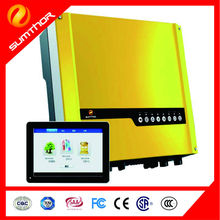 Tianzhiyuan Sumthor Dc Ac inverter 3000w hybrid solar inverter grid tie with battery backup
