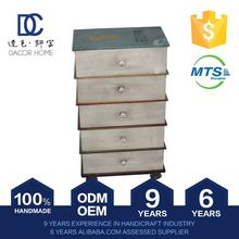 Quality Guaranteed Antique Wooden Storage Cabinets Shabby Chic Vintage White Wooden Cabinet Room Furniture