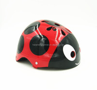 kids helmet ABS shell +balck EPS sport helmet