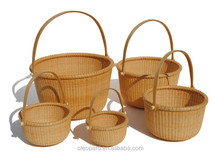 Household Items in new design ,Natural handcraft baskets for export