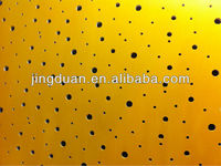 Good quality ,Low price acoustic perforated gypsum board