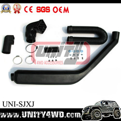 China 4x4 Accessories Manufacturer UV Protection Snorkel Set for cherokee XJ