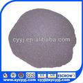 polvo de aleación de silicio de calcio de China utilizado en acero Inoxidable