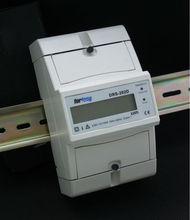de una sola fase de control remoto eléctrico del medidor de energía solar de medición