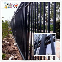 pool fence cost/galvanized steel pool fence/wrought iron fence cost