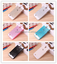 best sellling products Bling Glitter PC Phone Case For Samsung Galaxy S4