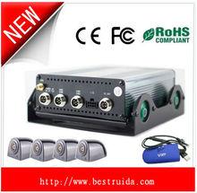 Full HD Car DVR Camera, Car Camera DVR with GPS/RJ45