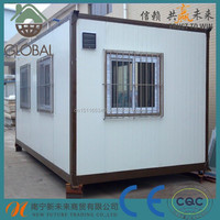 low price house container mobile toilet prefabricated villa house for sale
