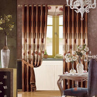 2014 china wholesale ready made curtain,ready made curtains for living room whole home curtains