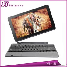 2015 new development products 2G+32GB 11.6inch double use tablet pc and mini laptop, Tablet PC All-in-one