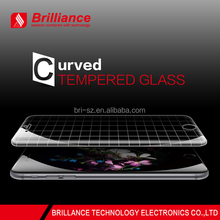 ultra clear 3D curved 4.7 inch mobile phone screen protector tempered glass manufacturer