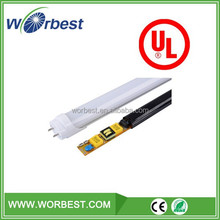 8W G13 4ft T8 LEDs SMD2835 Replacement Fluorescent tube 45W Cool White ,UL T8 LED Tube for commercial using/house using
