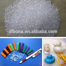 Tpe resina / elastómero termoplástico / TPE gránulos