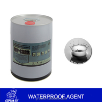WP1322 The exterior wall of a high-rise building without coating breathable rain leak proof anti chloride ion nano