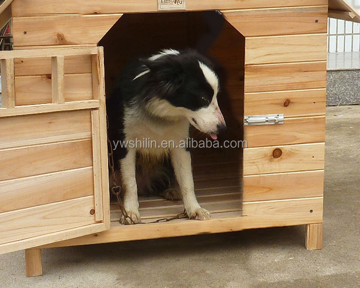2015 newest wooden dog house / dog kennel removable / wooden dog house kennel / wooden dog cage