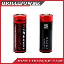 Original brillipower 3.7v 1100mah li-ion battery power tool high amps rechargeable 3.7v 1100mah li-ion battery pack