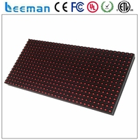 massage rooms led advertising displayer red p10 led display module usb fan with led message