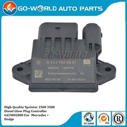 High Quality Sprinter 2500 3500 Diesel Glow Plug Controller 6429002800 For Mercedes + Dodge