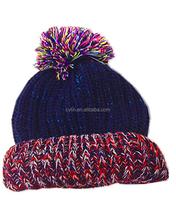 Fashion warm man knitting wool cap