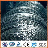 ISO standard factory barbed wire roll price fence (anping)