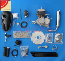new 2 cycle hand starting 80cc bicycle engine kit/engine part