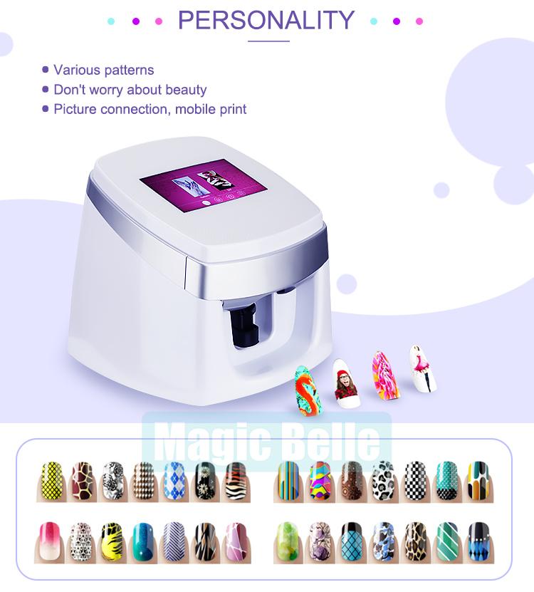 Diy Nail Art Printer/new Nail Printer/3d Nail Painting ...