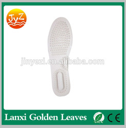 Factory sell comfatable shock absorption latex foam shoes insole puncture resistant toe safety boot