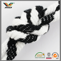 factory prcie custom 5mm colored craft cotton rope