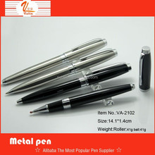 2015 new model, Elegant stain steel metal ball pen,roller pen