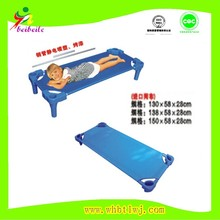 The wholesale made in china factory price plastic cute bed for kindergarten