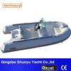2015 CE certificate new design rib rigid inflatable boat