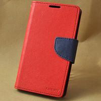 for moto e flip cover,Customized flip leather cover for motoe