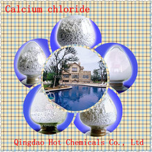 hardness increaser Calcium Chloride CaCl2 for swimming pool