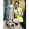 Manufacturers Direct Marketing Stainless Steel Sump Pumps Water Treatment Pump