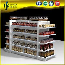 Expanded metal shelf, Bread wooden shelves, Shelf metal