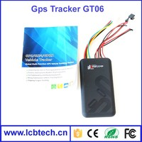 Intelligent robbery protection vehicle GPS tracker GT06 car gps gprs sms tracking system