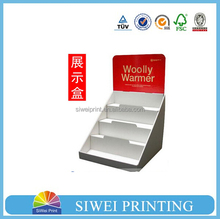 Popular Super Retail template cardboard display box