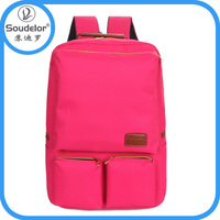 2015 Vintage custom canvas printing backpack
