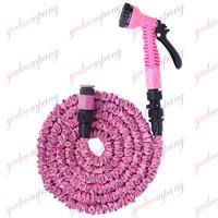 Factory Flexible Pink Garden Hose